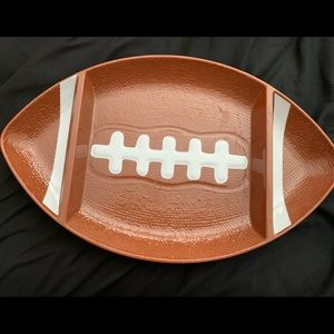 Football party tray